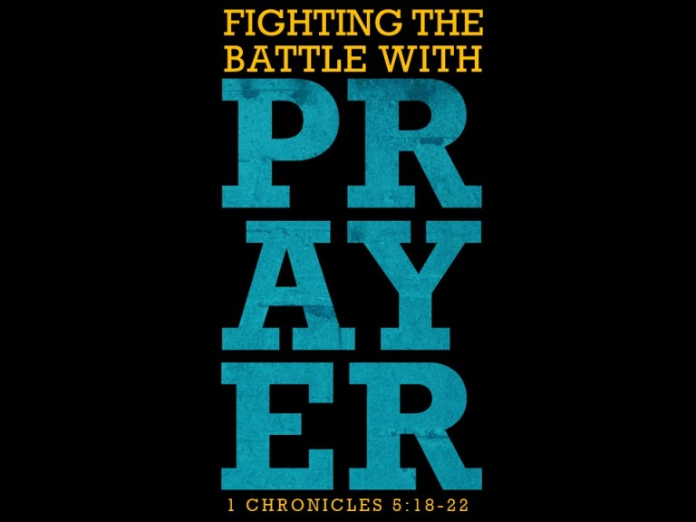 Fighting the Battle with Prayer.jpg